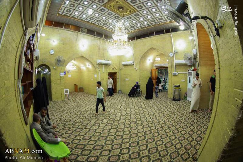 خانه امام علی(ع) در کوفه