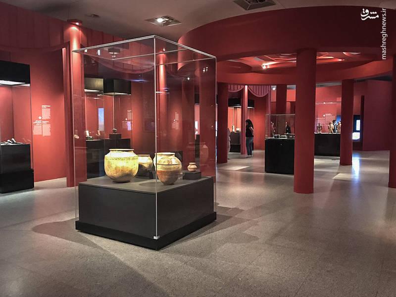 آثار بیهمتای ٩ هزار سال تمدن ایرانی در بُن آلمان