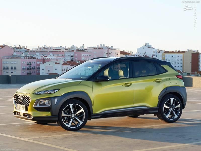 Hyundai Kona (2018)