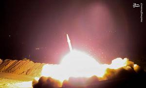 فیلم/ گزارش تکمیلی شليک موشکهاي سپاه به مقر تروريستها