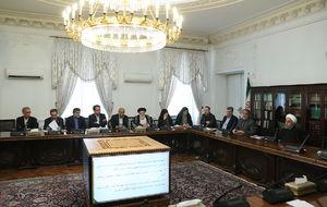 عکس/ جلسه شورای اجتماعی کشور