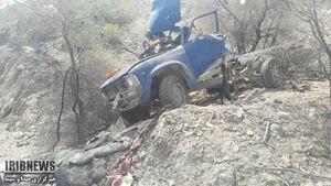 عکس/ خودروی سرکرده انصارالفرقان پس از هلاکت