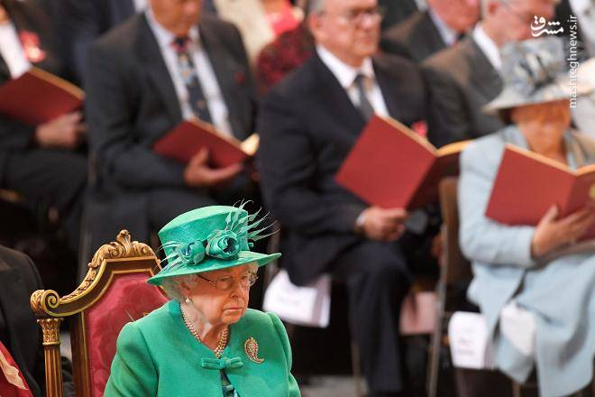 ملکه الیزابت دوم پس از ارسال اولین ایمیل خود در سال 1976 به یک پایگاه نظامی ، از تمامی شبکه های اجتماعی دوری گزیده است. از سال 1976 به بعد ایشان هیچ استفاده ای از شبکه های اجتماعی نداشته است.