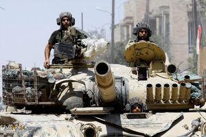 ادامه عملیات آزادسازی موصل در ماه مبارک رمضان