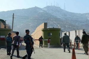 تیراندازی و انفجار بمب صوتی برای متفرق کردن تحصن کنندگان در کابل