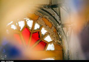 سرنوشت موریانههای یک بنای معروف مذهبی+عکس
