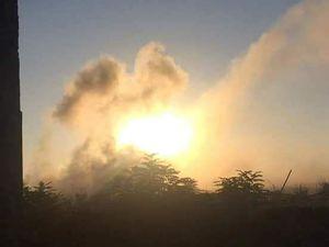 حملات خمپاره ای به دمشق