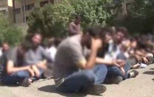 فیلم/ انهدام 30 باند سرقت در تهران