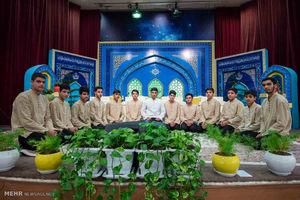 محفل انس با قران نوجوانان در بوشهر