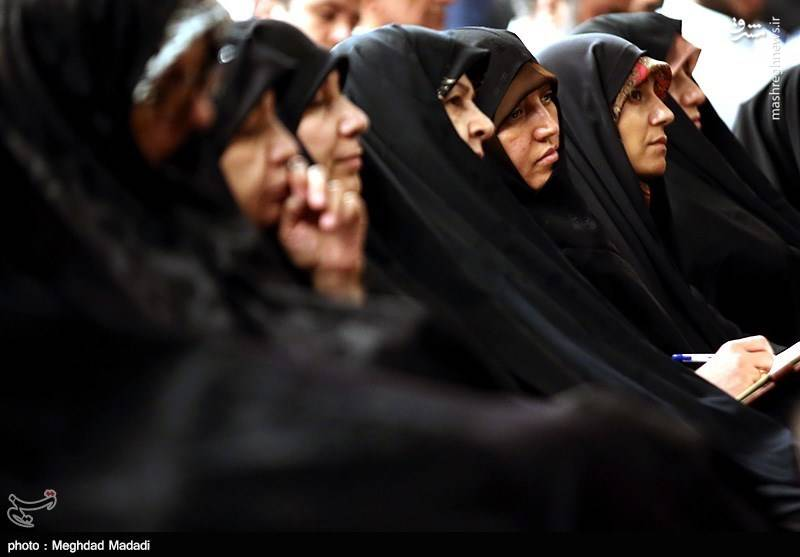 نشست تقدیر از فعالین جبهه مردمی نیروهای انقلاب اسلامی