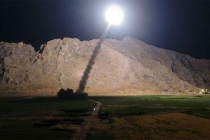 حمله موشکی ایران به داعش