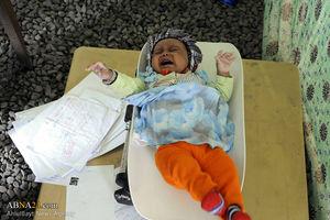 ادامه شیوع بیماری وبا در یمن