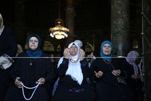 نماز جمعه روز قدس در مسجدالاقصی+ فیلم