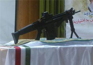 ذوالفقار؛ اولین سلاح هجومی ایران با قابلیت تغییر کالیبر/ تلفیق ایرانی کلاشینکف و ژ-۳ آمد +عکس