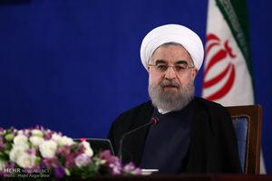 روحانی:تقسیم جامعه به خوب و بد ما را به هدف نمی رساند