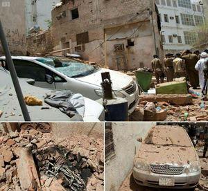 دستگیری ۵ مظنون حمله تروریستی به مسجد الحرام