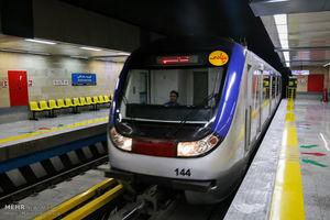 اضافه شدن ۱۵۴ واگن به خطوط مترو تهران