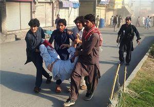 اعلام عزای عمومی در پاکستان درپی انفجار تروریستی +عکس