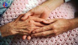گرفتن دست عزیزان به کاهش درد آنها کمک می کند