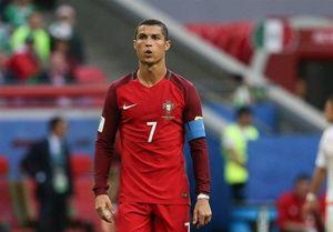 انتخاب بهترین بازیکن بازی پرتغال و نیوزیلند