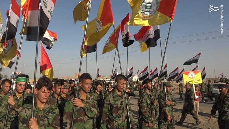 اولین راهپیمایی روز قدس در موصل