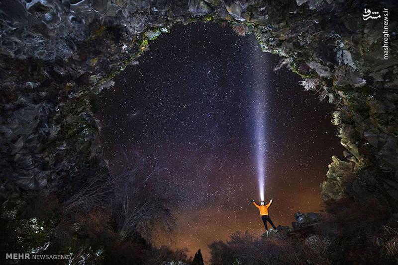 تصاویر دیدنی از غارهای جهان|2788661