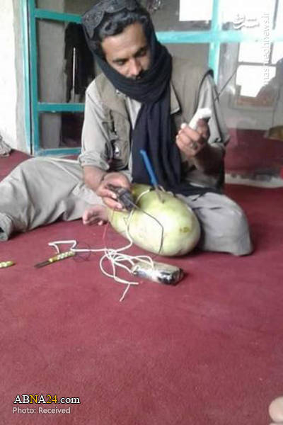 """""""بمب هندوانهای""""، ابتکار کثیف طالبان برای حملات تروریستی"""