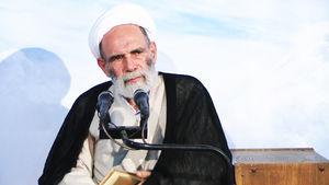 فیلم/ اشکهای حاج آقا مجتبی چند ساعت قبل از پایان ماه رمضان