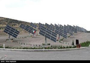 ساخت نخستین نیروگاه خورشیدی ۱۰۰ درصد بومی در آباده