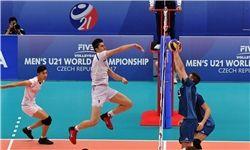 نتایج کامل روز پنجم والیبال قهرمانی جهان