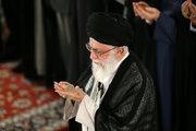 اقامه نماز عید سعید فطر به امامت رهبر انقلاب