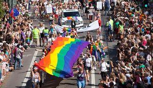 راهپیمایی همجنسگرایان