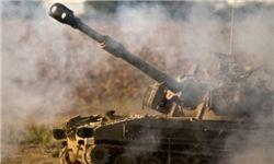 تانکهای پیشرفته T90 روسیه در راه عراق