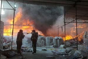 جزئیات دقیق از آتشسوزی پالایشگاه اصفهان