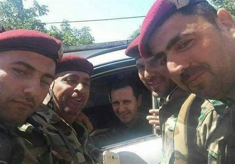 اسد سوریه
