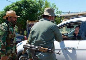 بازدید اسد از پایگاه نظامی «حمیمیم» در لاذقیه