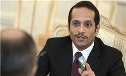 تشکر ویژه وزیر خارجه قطر از ترکیه