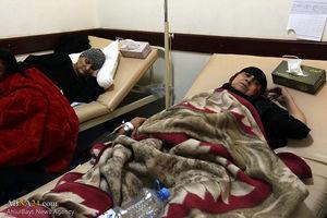 ادامه شیوع گسترده بیماری وبا در یمن