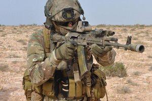 حضور نیروهای ویژه روسی در سوریه - کراپشده