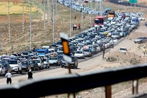 آخرین وضعیت محورهای ترافیکی کشور