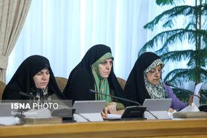 عکس/ غیبت روحانی در جلسه امروز هیات دولت
