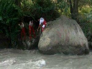دو عروس یک خانواده در رودخانه هراز غرق شدند