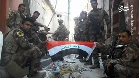درگیریها در موصل قدیم همچنان ادامه دارد