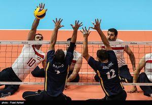 جدال ایران برای کسب عنوان قهرمانی