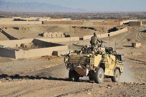 آماری از کشته شدن پرسنل ارتش انگلیس در مانورهای نظامی