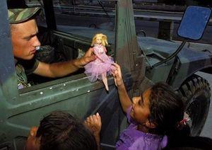 تهاجم فرهنگی و عروسک آنابل