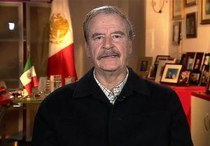 وینسنته فاکس رئیس جمهوری سابق مکزیک