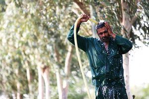 اهواز تیتر خبرهای بد جهان/ خوزستان هوا ندارد، گرما و خاک دارد