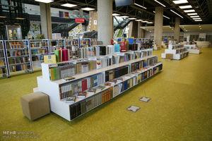 باغ کتاب تهران میزبان «کودکان کار» شد +عکس