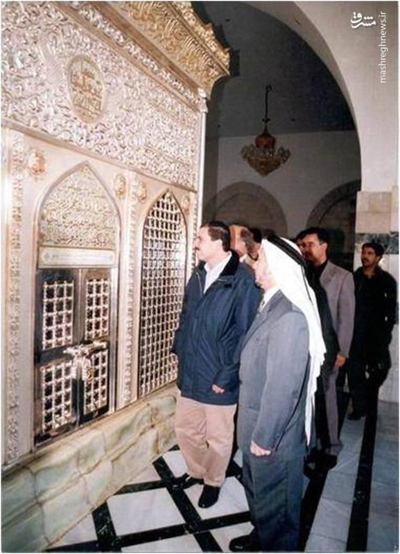 قبر ابوحنیفه، امام حنفیان در بغداد